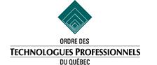 Logo ordre des technologues